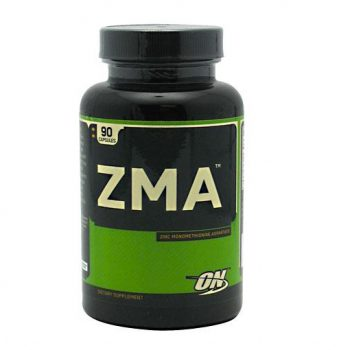 Optimum Nutrition ZMA for better sleep and workout recovery