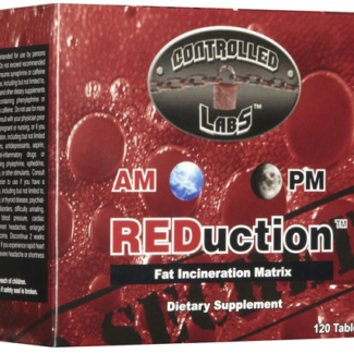 Controlled Labs AM/PM REDuction