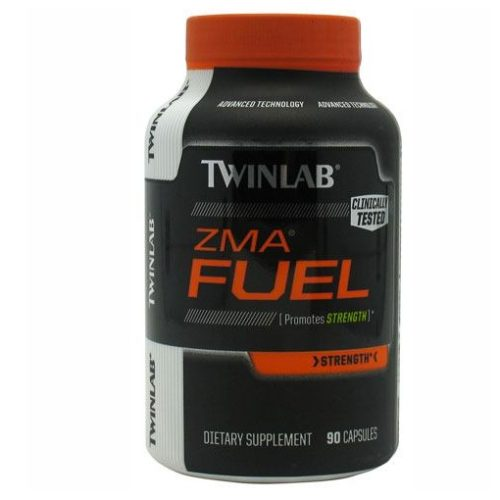 Twinlab ZMA FUEL helps recovery and sleep