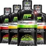 Muscle Gel Shots