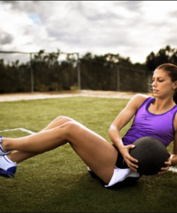 alex morgan soccer workout