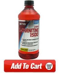 Met-Rx L-Carnetine 1500