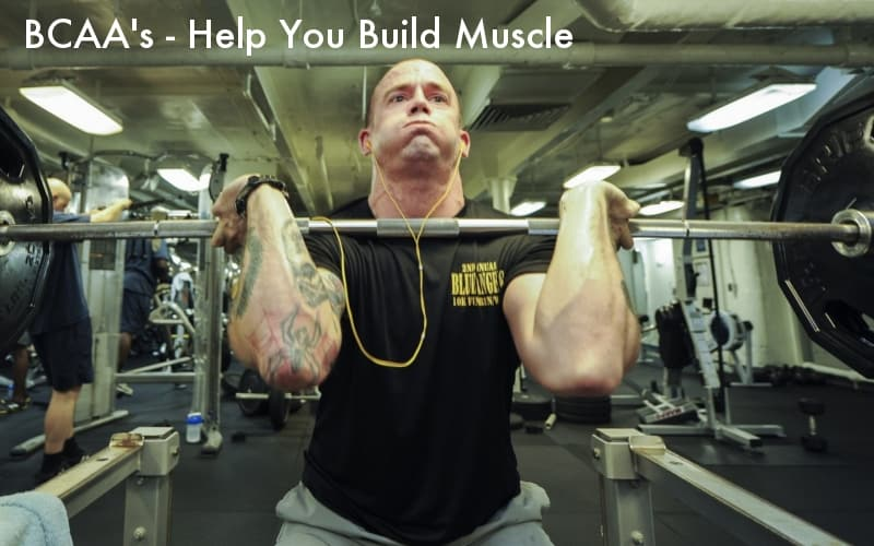 BCAA Supplements Help Build Muscle