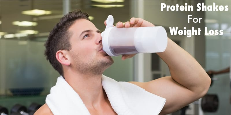 protein shake fast weight loss results