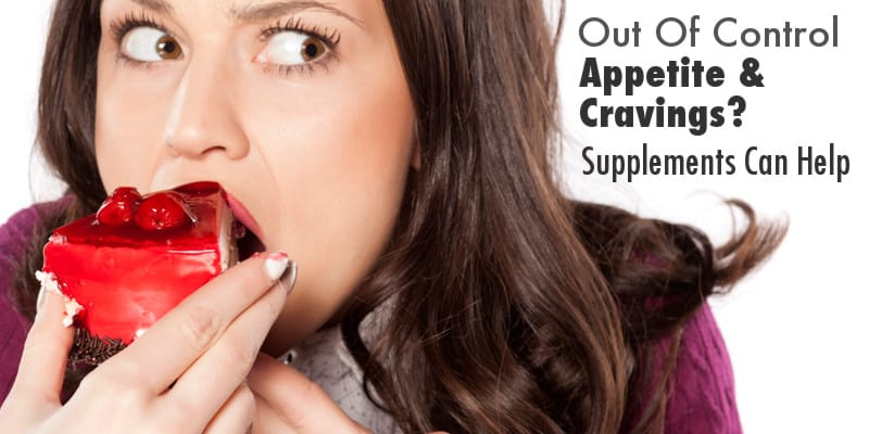 Four Supplements To Decrease Your Appetite & Make Weight Loss Easy