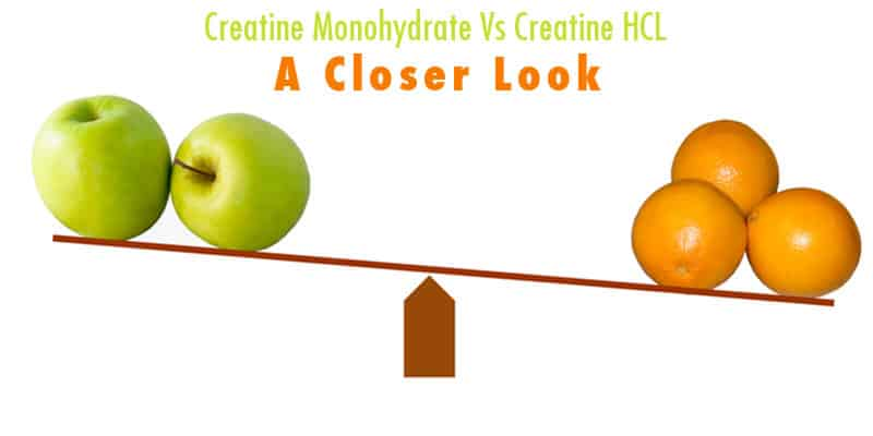 Creatine Monohydrate Vs. Creatine HCL