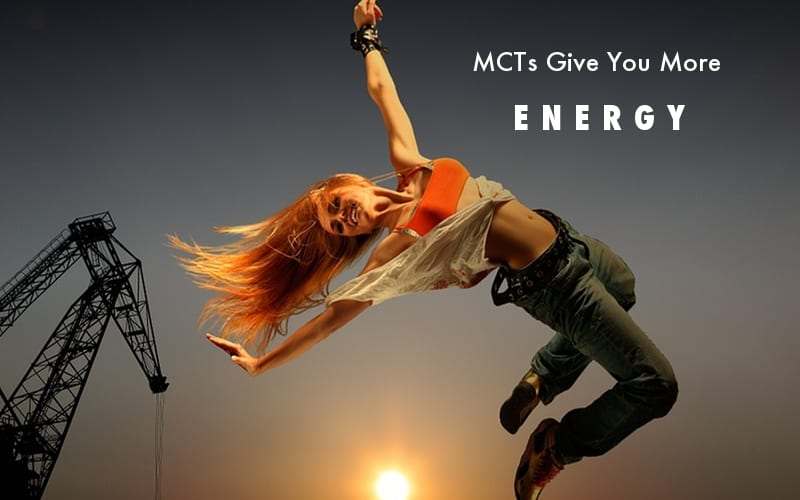 Energy is Another MCT Oil Benefit
