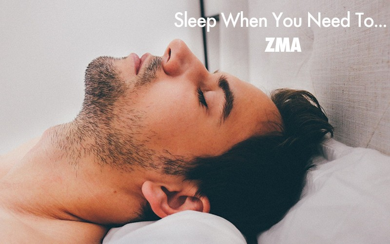Crossfit Supplements - ZMA for Deeper, Better Sleep