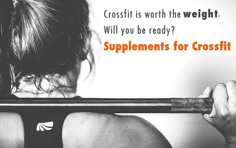 The Top 9 Crossfit Supplements For Crossfit Domination