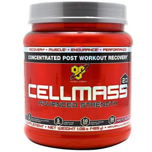 BSN CellMass 2.0 helps build muscle, workout endurance and increases strength.
