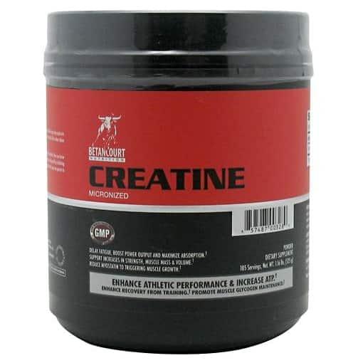 crossfit creatine monohydrate