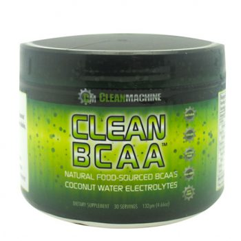 Clean Machine BCAA Powder