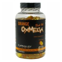 Controlled Labs Oximega Fish Oil helps with heart health, decreases joint pain and aids in weight loss.