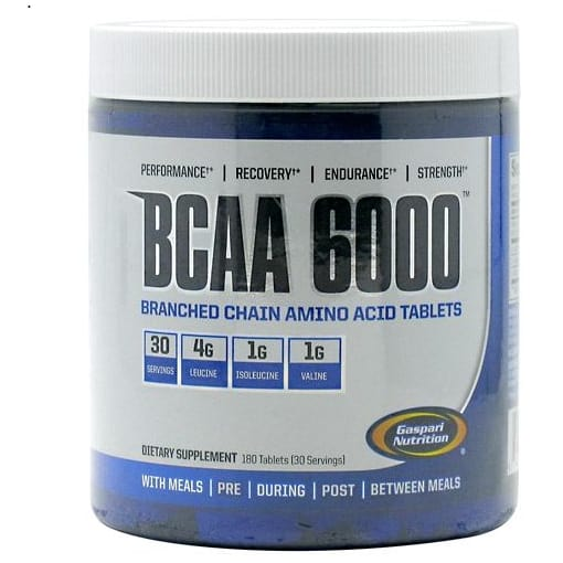 Get Rid Of Your Midday Fatigue With BCAAs