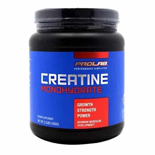 Prolab creatine review