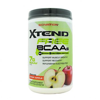 SciVation XTEND helps to increase energy pre-workout, post-workout recovery, & workout endurance.