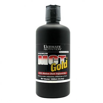 Ultimate Nutrition MCT Oil Gold