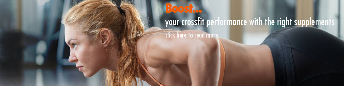 Boost Your Crossfit Performance With These Supplements
