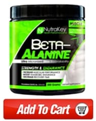 Crossfit supplements beta alanine