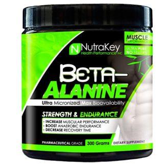 Nutrakey Beta Alanine 300 Grams