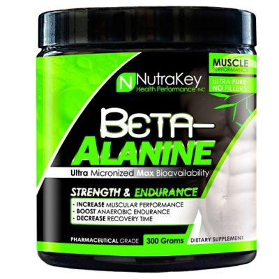 Nutrakey Beta Alanine 300 Grams