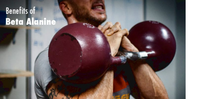 Benefits Of Nutrakey Beta Alanine Powder