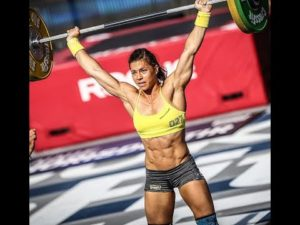 Julie Foucher Low Carb Diet Crossfit