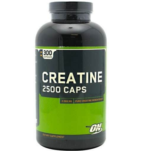 optimum creatine 2500 capsules