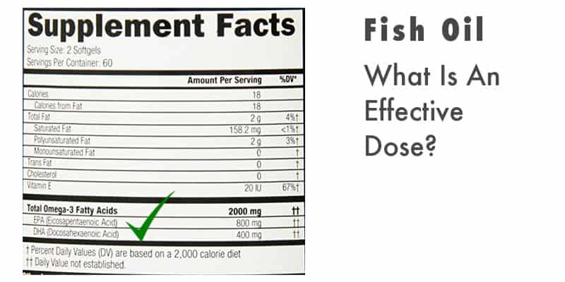 Fish oil for weight loss get the facts here for What does fish oil do