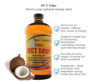MCT Edge Oil Benefits