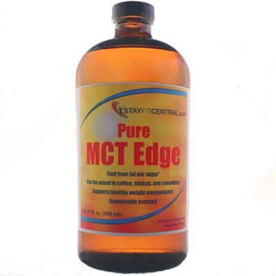 MCT Edge Oil 32 Ounces