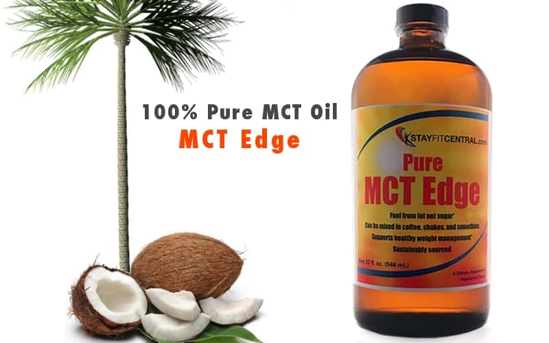 The best MCT Oil - MCT Edge