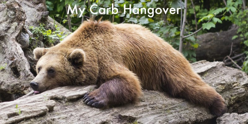 Carb Hangover & Getting Back Into Ketosis