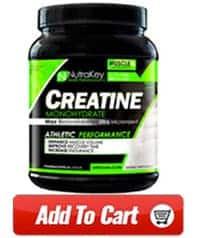 Nutrakey Micronized Creatine Monohydrate 1000 Grams
