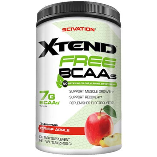 Scivation Xtend Free BCAAs 30 Servings
