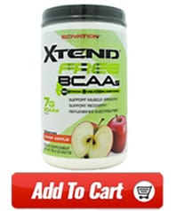 Scivation Xtend Free BCAAs