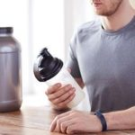Man Protein Shake