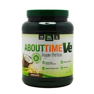 About Time VE Vegan Protein Powder