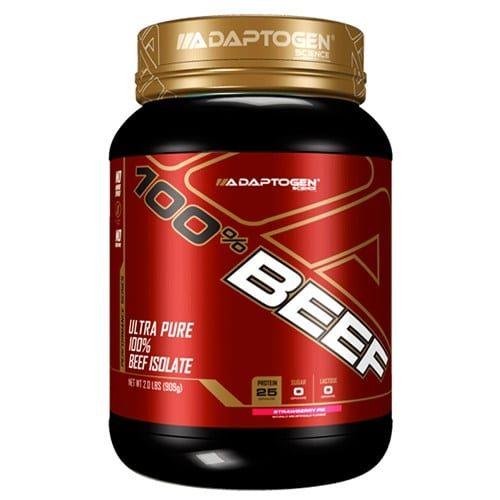 Adaptogen 100% Beef Protein