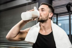 beef protein shake