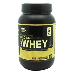 optimum natural whey protein